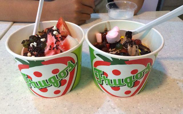Frugos Yogurt - Crescent Mall