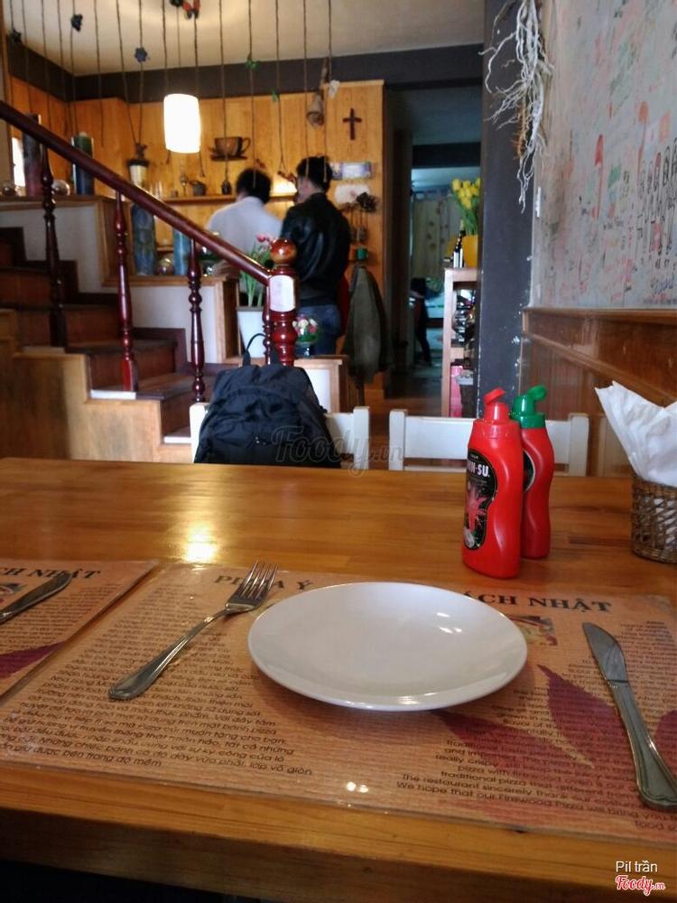 Momiji Japanese Restaurant - Pizza Củi ở Lâm Đồng