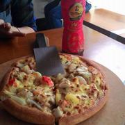 pizza hải sản #drthanhmonquasuckhoe