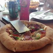 pizza thập cẩm #drthanhmonquasuckhoe