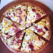 Pizza bò phô mai size M