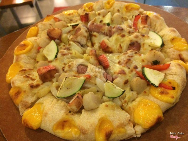 Pizza sò điệp