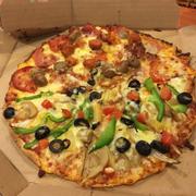 Pizza đế mỏng
