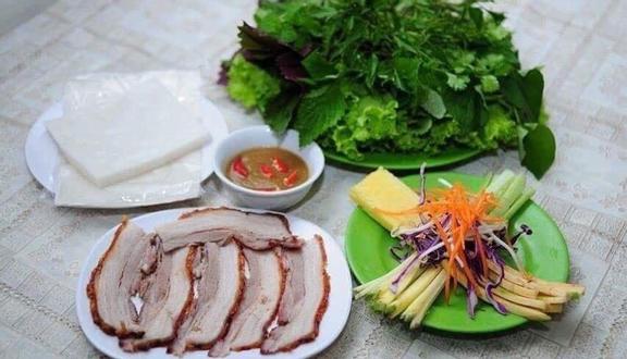Đà Nẵng Quán - Bánh Tráng Cuốn Thịt Heo - Trung Hòa