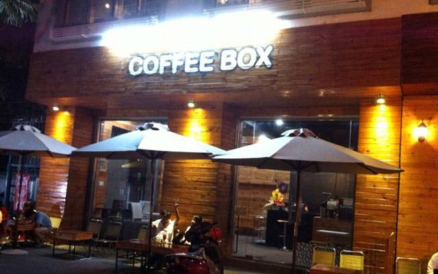 Box Coffee - Tôn Thất Thuyết