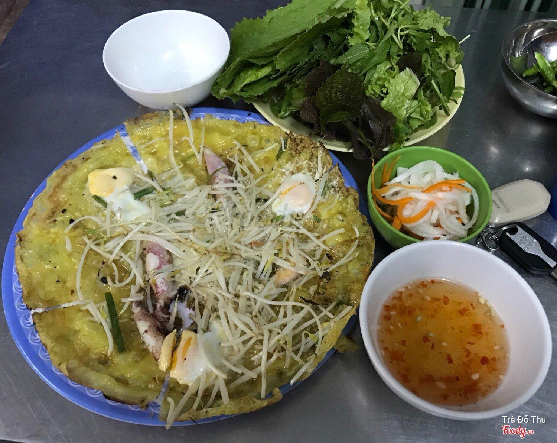 Ăn Bánh Xèo Ở Nha Trang