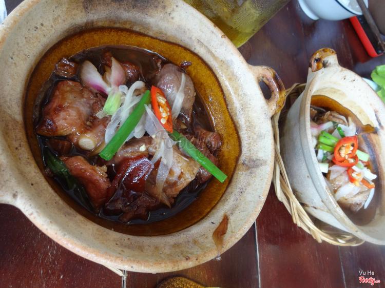 Việt Nam Xưa Restaurant ở Khánh Hoà