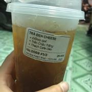 trà đen chesse