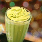 Frozen Green Tea với extra kem trà xanh