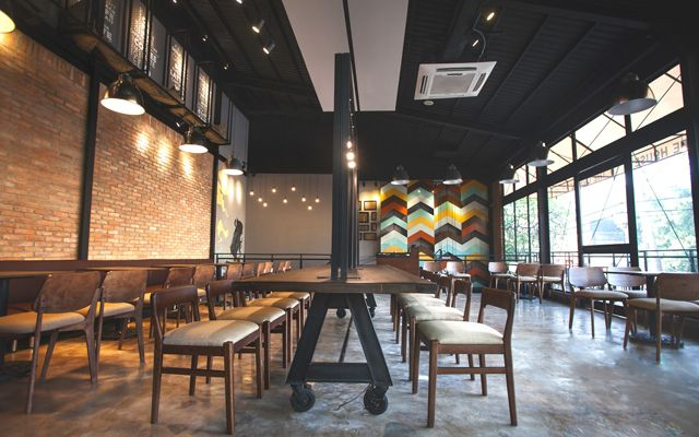 The Coffee House - Cao Thắng