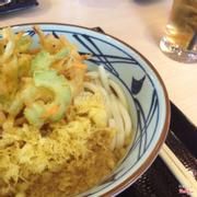 Phần C: Mì Udon + Tempura