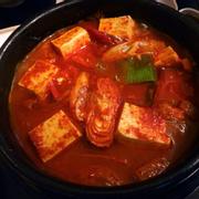 Súp kimchi 45k
