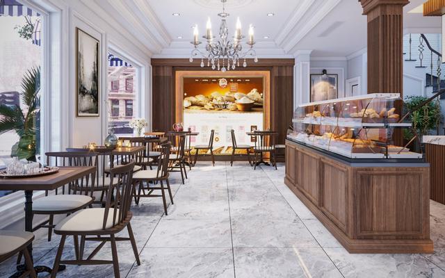Hoàng Hà - Bakery & Coffee