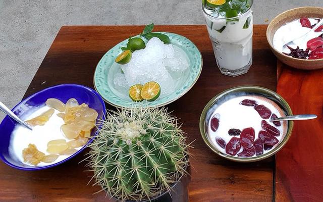 Gác Mơ - Cafe, Kem Bơ Sầu Riêng & Homestay