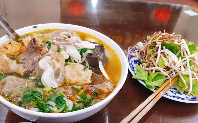 Bún Bò Đông Ba Gia Hội - Nguyễn Văn Công
