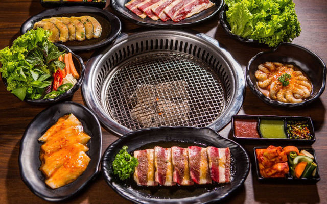 The Jeju BBQ & Hot Pot