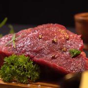 thịt trâu tươi, giật 100%