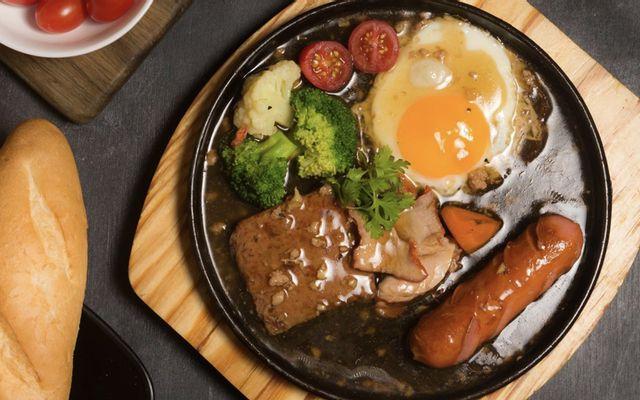 Bò Cat - Bò Mỹ Sốt Hàn