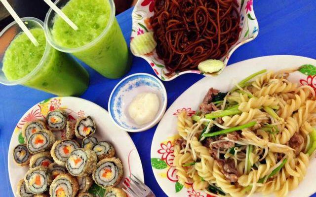 Thái Hạnh - Huy Mai - Thiên Đường Ăn Vặt