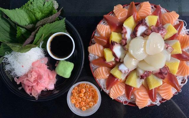 Goocfood - Cá Hồi Sashimi - Shop Online