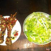 chân gà nướng - món ngon huế - quán ăn ngon huế