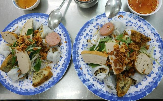 Bánh Cuốn Xanh - Chu Thiên