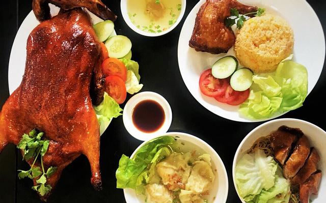 Singfood - Cơm Gà & Mì Vịt - Lữ Gia