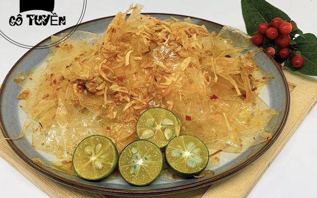 Bánh Tráng Cô Tuyền - Hoàng Sa