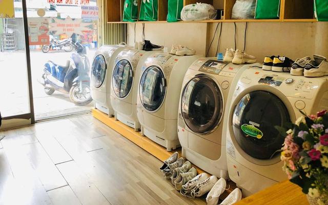 Greenleaf Laundry