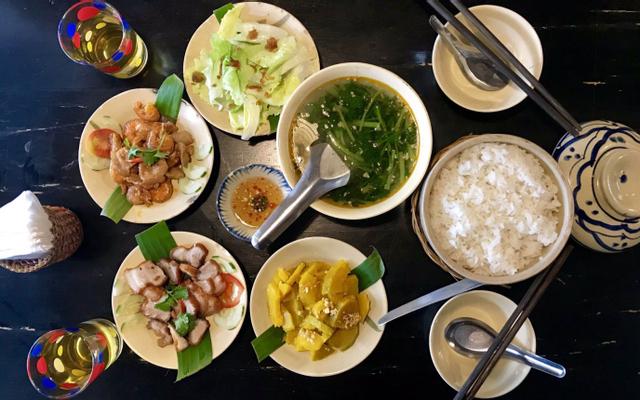 Lá Chuối - Ẩm Thực Việt - Chu Văn An
