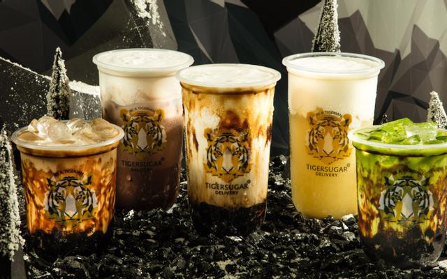 Tiger Sugar DeLivery - Đường Nâu Sữa Đài Loan - Phan Đăng Lưu
