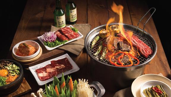 King BBQ - Vua Nướng Hàn Quốc - Estella Place