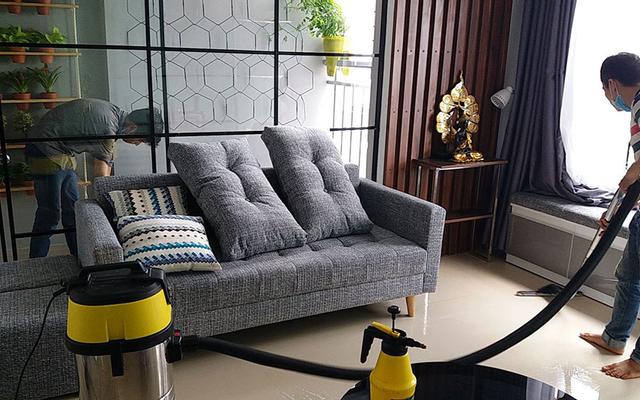 Giặt Nệm & Vệ Sinh Sofa Hari Nguyễn - Dương Bá Trạc