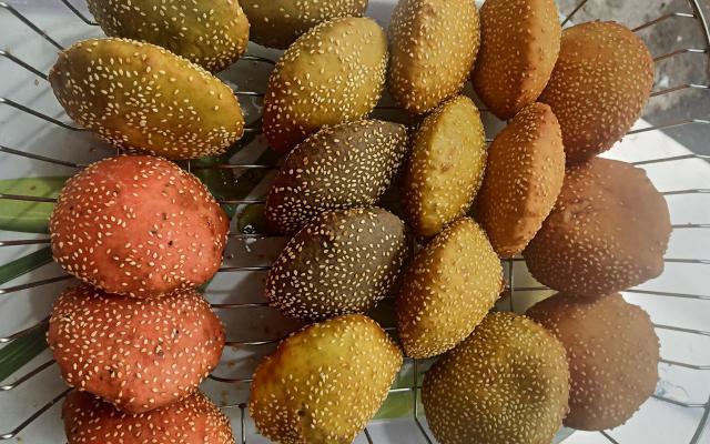 Bánh Tiêu Thanh Hải