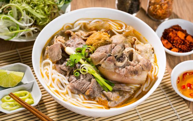 Tiệm Bún Mrs Cúc - Phú Diễn
