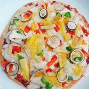Pizza chay Size M giá: 30.000đ