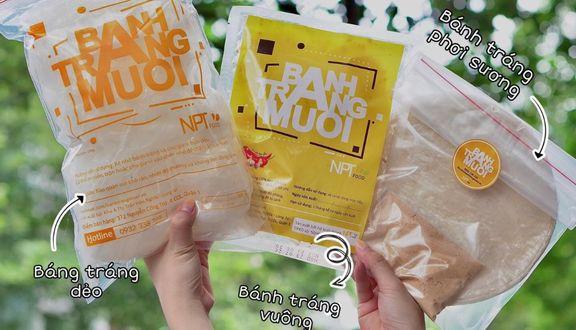 Bánh Tráng Muối NPT Food - Nguyễn Công Trứ