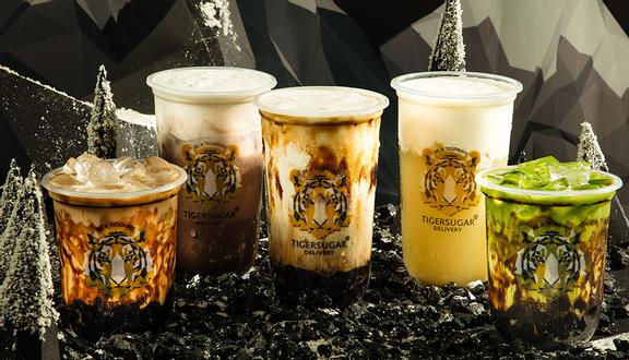 Tiger Sugar.Delivery - Đường Nâu Sữa - Võ Thị Sáu