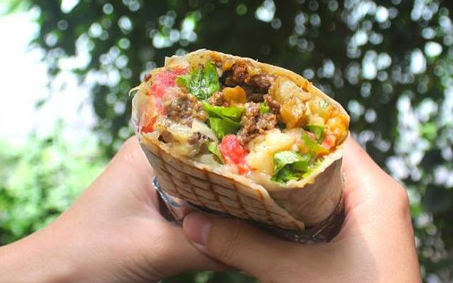 Hey Pelo - Original French Tacos - Xuân Diệu