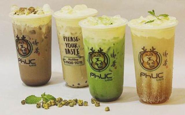 Phúc Tea - Trà Sữa Đài Loan - Điện Biên Phủ