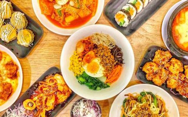 Kimbap Hoàng Tử - Món Hàn Quốc - Phan Văn Trị