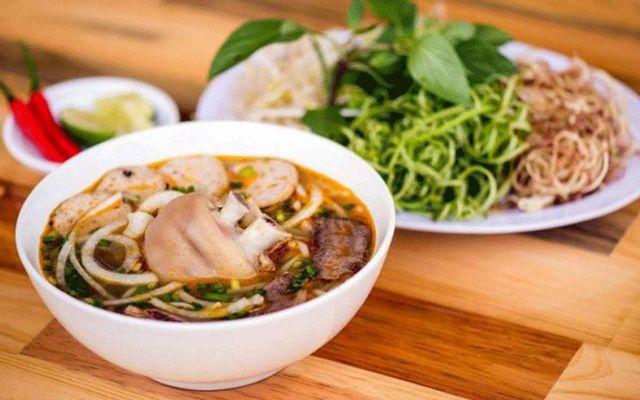 Bún Bò Đà Lạt - Bà Huyện Thanh Quan