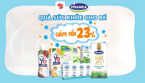 Vinamilk - Giấc Mơ Sữa Việt BD - CMT8 - TP30081