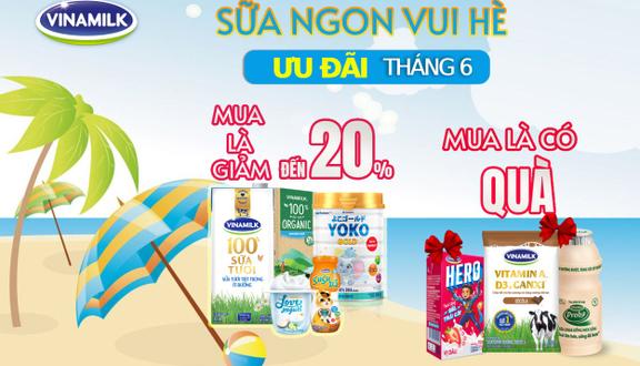 Vinamilk - Giấc Mơ Sữa Việt ĐN - Lê Đình Lý - CH20083
