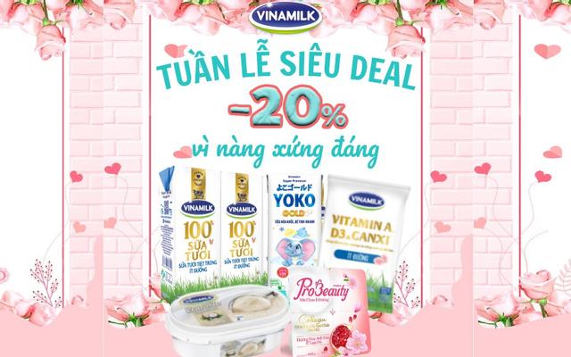 Vinamilk - Giấc Mơ Sữa Việt ĐN - Phạm Cự Lượng - HT20211