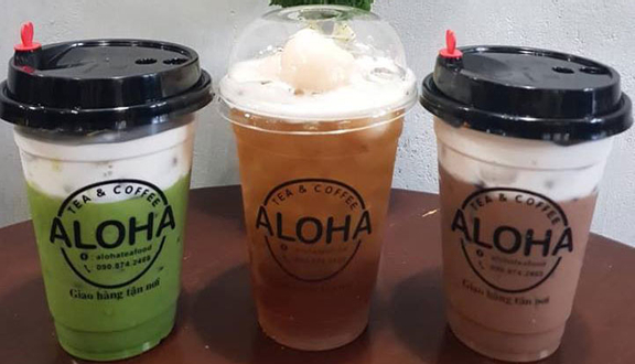 Aloha Tea & Coffee