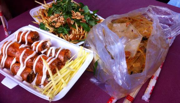 Kim Sài Gòn - Bánh Tráng Trộn & Cuốn Bơ - Đồng Nai