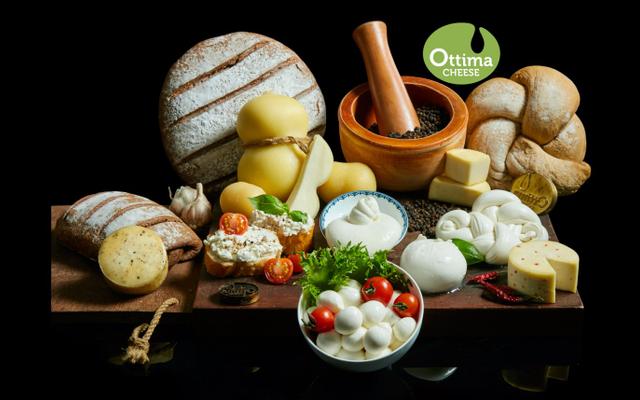 Ottima Cheese - Phô Mai Tươi Truyền Thống Ý