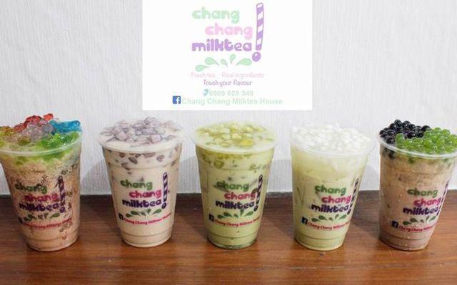 Chang Chang Milktea House - Trần Khắc Chân