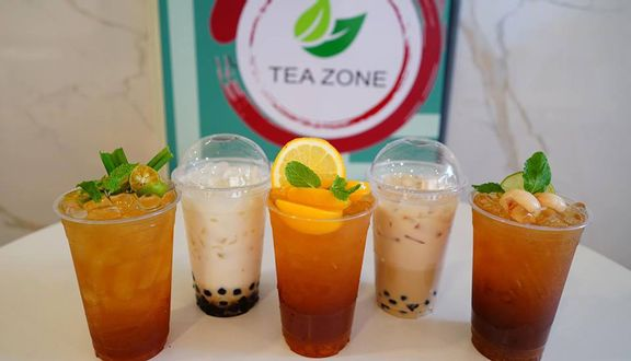 Tea Zone - Coffee & Milktea